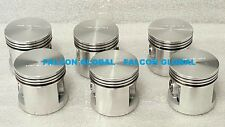 "Engine Piston Sealed Power 1009P Chevrolet 235ci Blue Flame Corvette .040"" set/6"