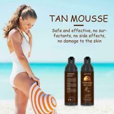 Körper Selbstbräunungscreme Bronze Sonnenschutz Hautpflege A2A8