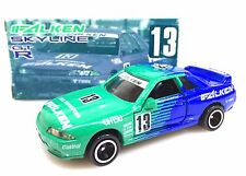 JAPAN TOMY TOMICA 1991 N1 SERIES FALKEN NISSAN SKYLINE GTR GT-R R32 TOY CAR 1:59