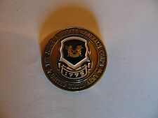 CHALLENGE COIN OLDER US ARMY TRIAL JUDICIARY JUDGE ADVOCATE GENERAL CORPS