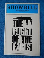 The Flight Of The Earls - Westside Arts Theatre Playbill - March 1984 - Guy Paul