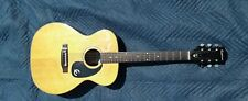 1970's Epiphone Acoustic Guitar, FT-130, Made in Japan, Blue Label