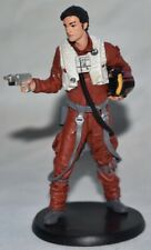 Disney Authentic POE DAMERON FIGURINE Cake TOPPER STAR WARS FORCE AWAKENS NEW