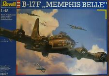 "Revell Model Kit B-17F ""Memphis Belle"" 04297- 1:48 - Skill Level 5"