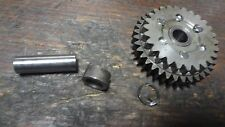 1980 YAMAHA XS650 SG XS 650 YM285 ENGINE STARTER REDUCTION GEAR ASSEMBLY