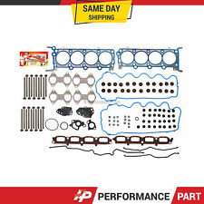 Head Gasket Bolts Set for 04-06 Ford Expedition F Series Lincoln 5.4 5 TRITON