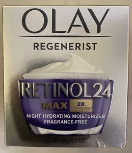 Olay Regenerist Retinol 24 Max 2x Vitamin B3. #C4