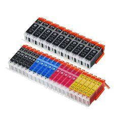 30x XL Inchiostro Cartucce per Canon Pixma mg5700 mg5750 mg5751 mg5752 mg5753 Set