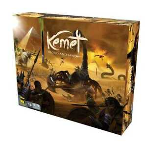 KEMET BOARD GAME BLOOD AND SAND MATAGOT BRAND NEW AND SEALED