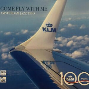 STS Digital - Amsterdam Jazz Trio - Come Fly With Me -CD