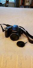 Panasonic LUMIX DMC-FZ60 /16.0MP Digital Camera - Black