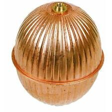"Copper Tank/Toilet Float Ball, 40407, 4"" x 5"", FREE SHIPPING"