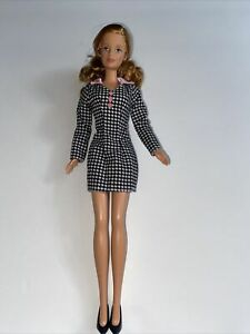 1991 Mattel Midge Doll Curly Hair