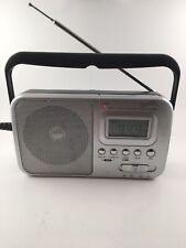 SUPERSONIC  Digital Display 4 Band FM/AM/SW1-2 RADIO Model #SC-1091