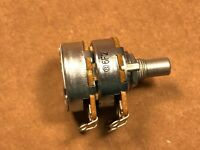 New Alpha 500k ohm Stereo Potentiometer Guitar Amp Audio Taper Pot (Qty Avail)