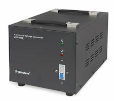 Bronson++ AVT 3000 Watt Transformateur / USA 110 Volt Converter / Convertisseur