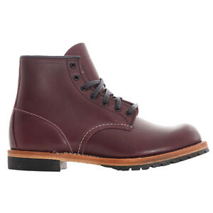 Red Wing Mens Boots Beckman Casual Lace-Up Ankle Goodyear Welt Leather