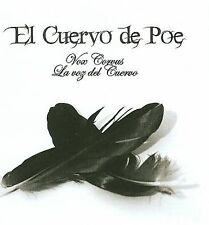 El Cuervo De Poe: Vox Corvus: La Voz del Cuervo  Audio CD