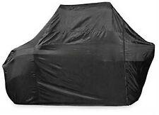 "Yamaha Rhino 2-Seater Roll Cage UTV COVER 115"" x 62"" x 77"" Black Heavy Duty NEW"