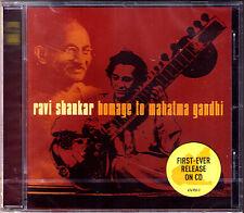 Ravi SHANKAR: HOMAGE TO MAHATMA GANDHI Rega Mohan Kauns Gara Tela Farodast SITAR