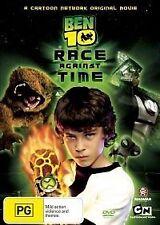 Ben 10 - Race Against Time (DVD, 2008) New Region 4