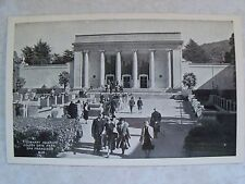 San Francisco, Calif. Steinhart Aquarium Gold Gate Park B & W Unused Postcard CA