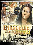 Emmanuelle and the Last Cannibals (DVD, 2003)