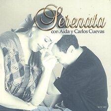 Cuevas, AidaCuevas;Carlos : Serenata Con Aida Y Carlos Cu CD