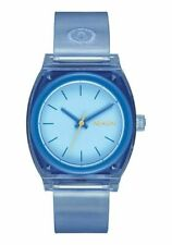 Nixon Women's Medium Time Teller P A12152885-00 31mm Blue Dial Watch