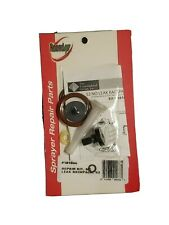Roundup 181698 No Leak Backpack Sprayer and Professional Shut-Off Service Kit