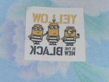 Brand New Minion car decal sticker *Free postage