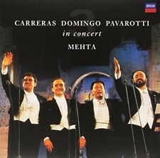 The Three Tenors 25th Anniversary Vinyl 0028947886037 Zubin Mehta