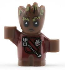 GENUINE Lego Superheroes BABY GROOT Zipper Torso Minifigure 2017 GOTG 76080 Set