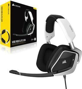 Corsair Void RGB Elite Premium Gaming Headset