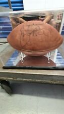 EMMITT SMITH AUTOGRAPHED DALLAS COWBOYS FULL SIZE NFL FOOTBALL