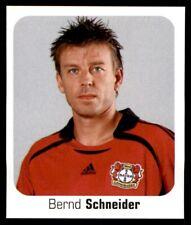 Panini Bundesliga Fussball 2006/2007 - Bernd Schneider BAYER LEVERKUSEN No.297