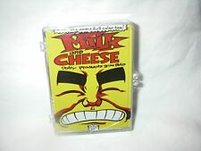 MILK & CHEESE DAIRY PRODUCTS GONE BAD HAND COLLATED CARD SET 1--50 EVAN DORKIN