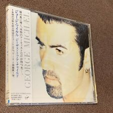 "Sealed George Michael Jesus To A Child Japan 5"" Maxi Cd Vjcp-12030 w/Obi Wham!"