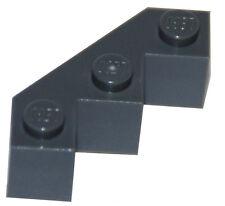 LEGO® 4x Stein für Brüstung 1x3 auf 3x3 DkStone 2462 NEU