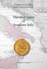 HN NOVITA' D'Andrea - Faranda  The arab coins of Southern Italy bilingue