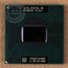 Intel Core 2 Extreme X9000 - 2.8 GHz (FF80576ZG0726M) SLAZ3 SLAQJ CPU 800MHz