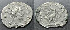 RARE, DIVI COMMODO, Restitution de Trajan Dèce, Antoninien TTB