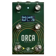 GFI System Orca Mono/Stereo Delay Pedal