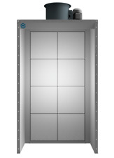 New 4 Wide X 7 Tall Spray Booth 2 Hp 1 Ph Made In Usa