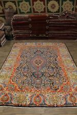 Stunning Hand Knotted S Antique Kashmar Persian Area Rug Oriental Carpet 10X13