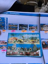 RARE Catalogue Katalog PLAYMOBIL 1982 Numero 1