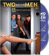 Two and a Half Men: The Complete Eleventh Season [New DVD] 3 Pack, Subtitled