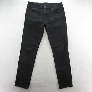 American Eagle Men's Size 33x34 Dark Wash Next Level Flex Jeans