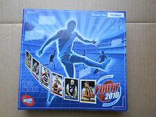 2010 HERALD SUN Album + Common Set + B&F, SS & caricatures
