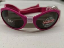 Foster Grant baby sunglasses with wrap round band velcro close - job lots